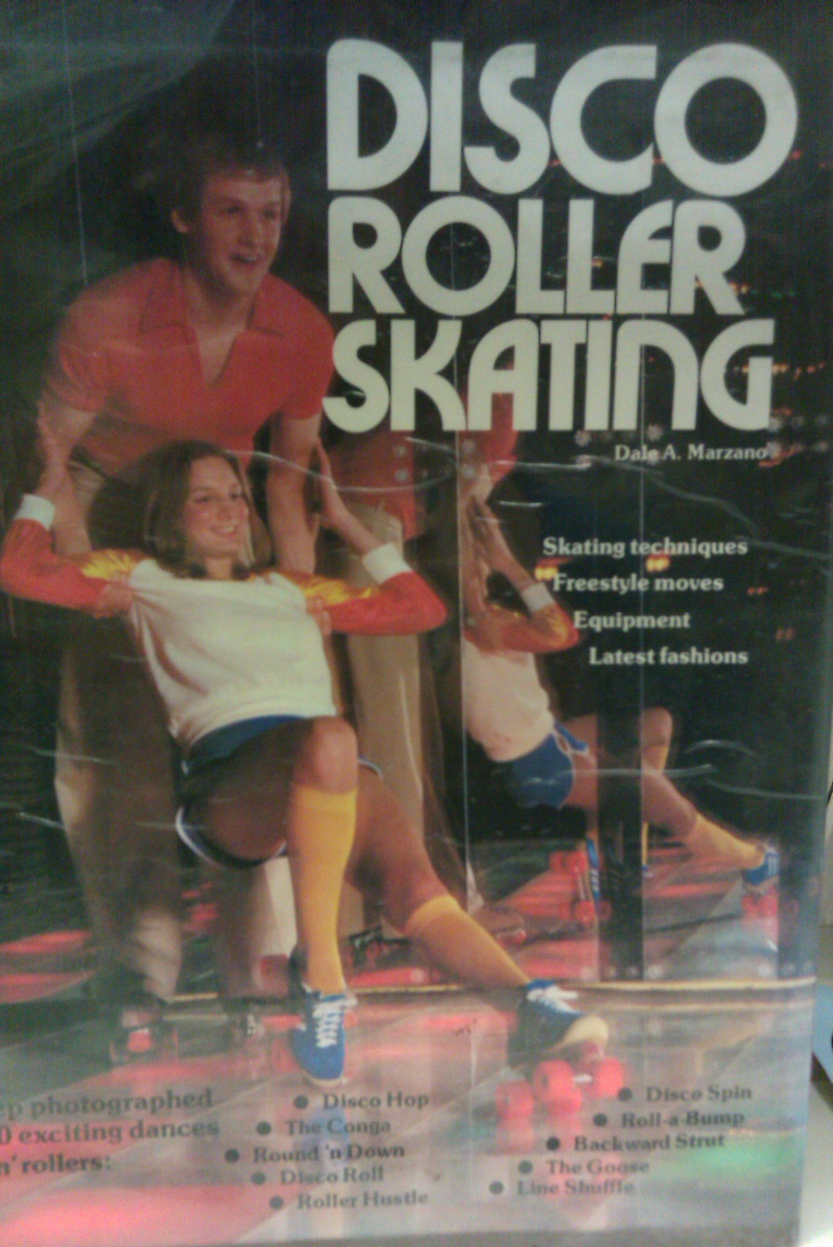 Roller skates in the 70s - Disco Roller Skating