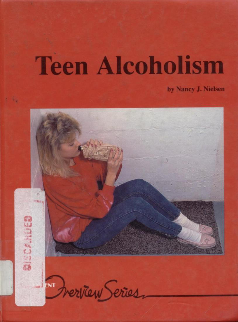 Submitter: The Teen Alcoholism book was checked out by a student who thought ...