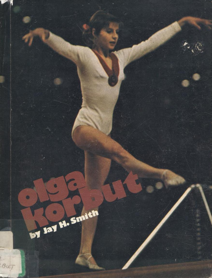 Olga Korbut - Awful Library Books