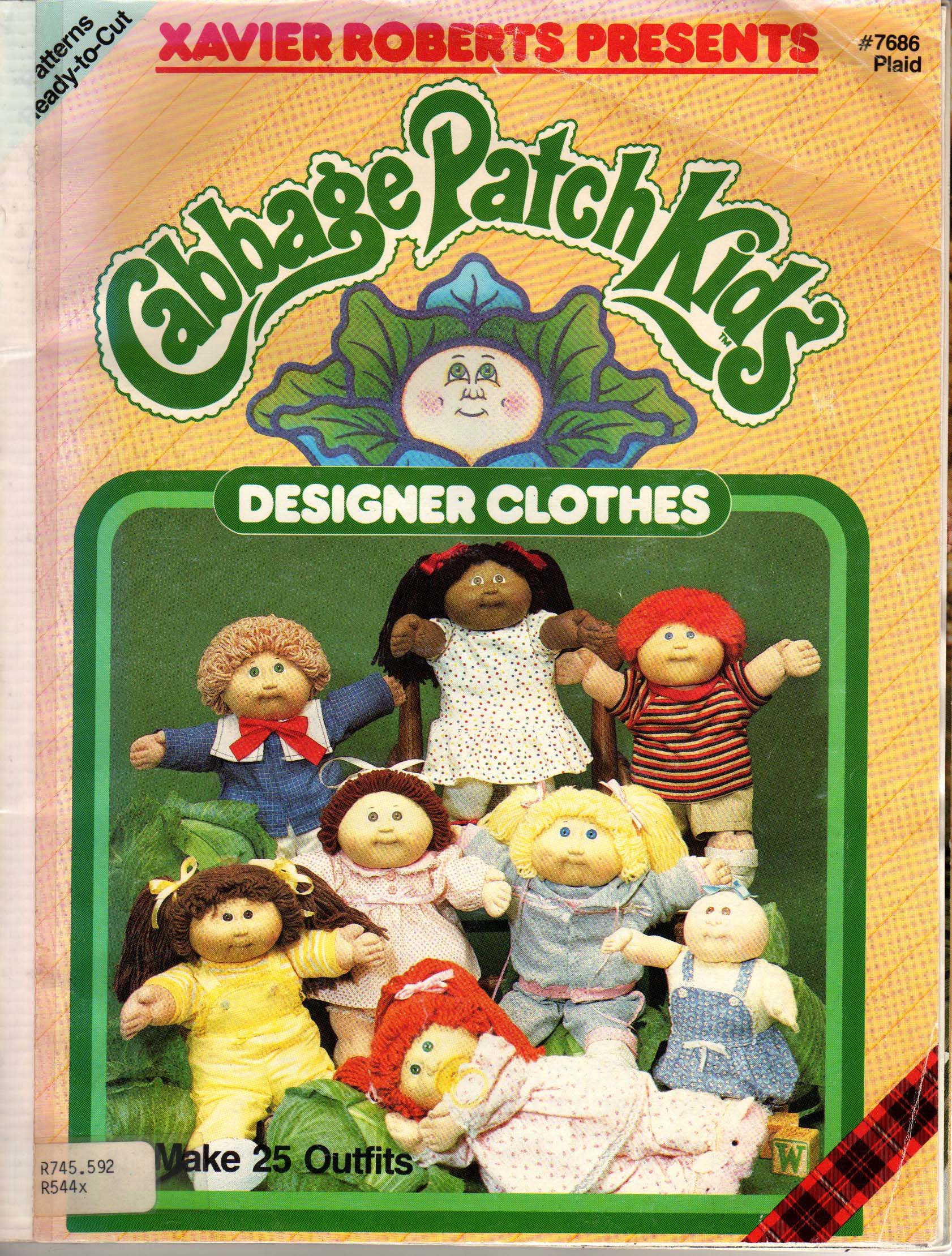 Project cabbage patch awful library booksawful library books xavier aiddatafo Images