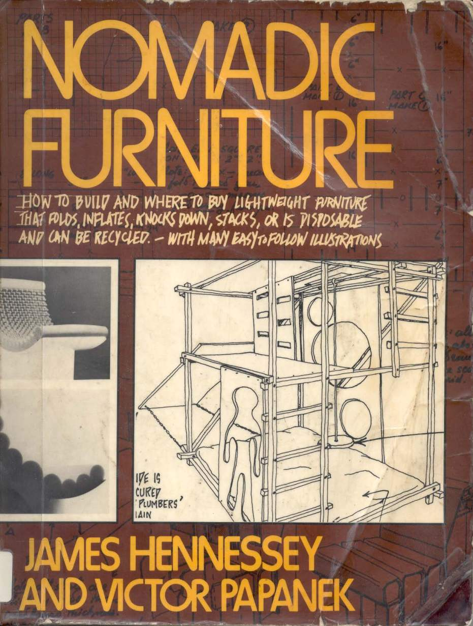 Furniture that makes sense | Awful Library Books